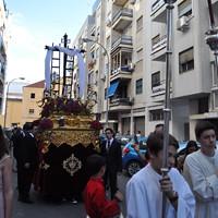 Cruz de Mayo de San Roque