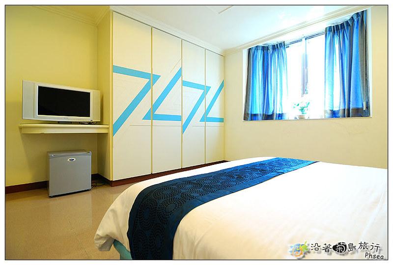 2013澎湖翔鴿渡假別墅-301藍色海洋雙人套房_06