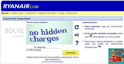 no-hidden-charges-ryanair-control-de-seguridad-captcha