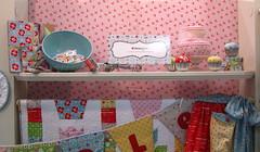 Lori's booth