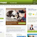 4Legged website