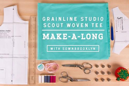 Scout Sew-A-Long @Kollabora!!