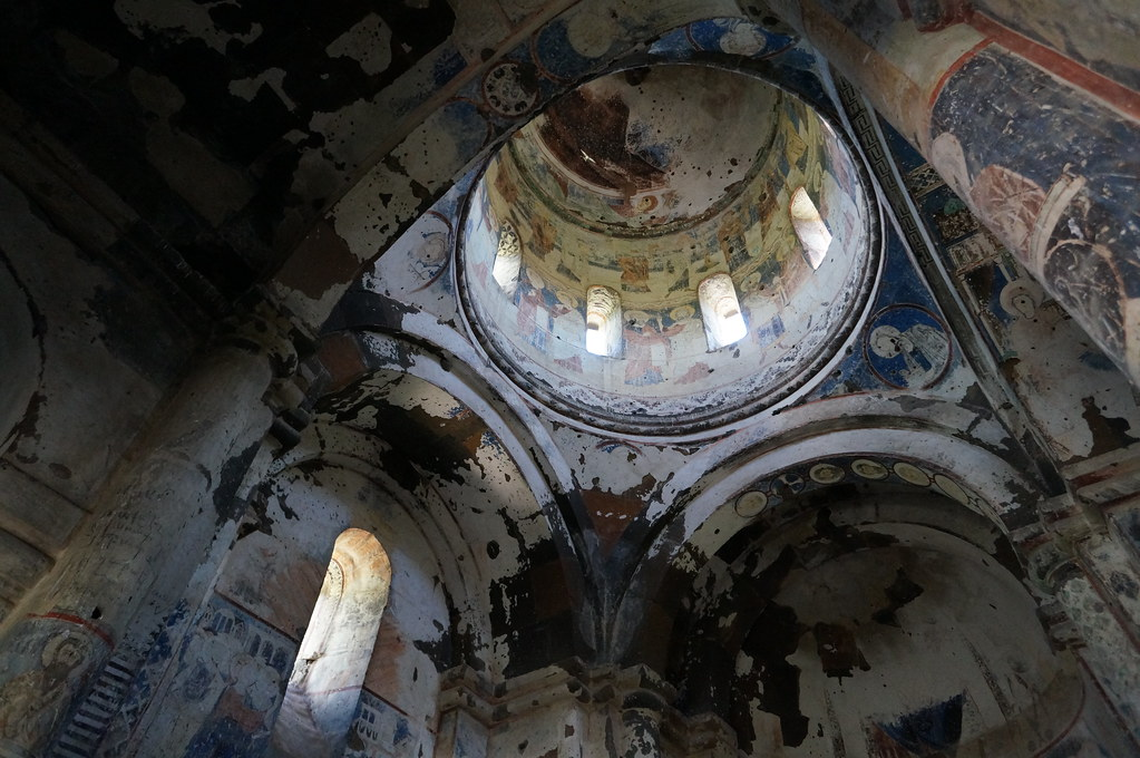Church Ceiling in Ani