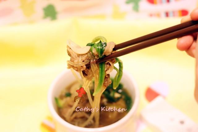韓式烤肉粉絲湯  BulGoGi Soup 2