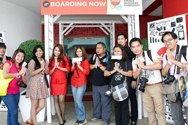 AirAsia Bloggers' Community Party-012