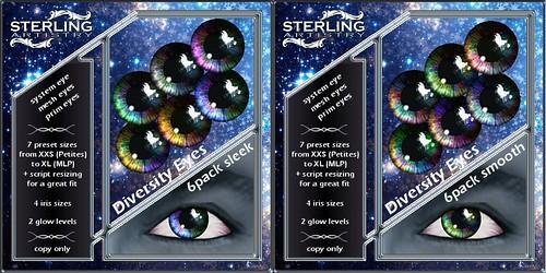 Diversity Eyes Series