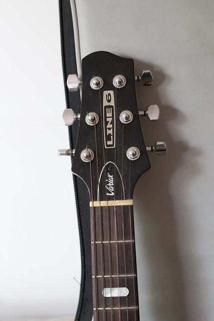 Photo:16. Guitarra Line6 Variax 700 By ligia g. diniz