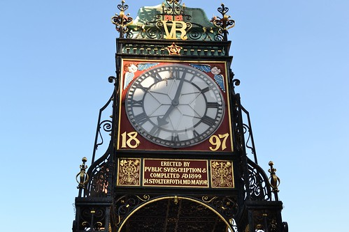 Eastgate Clock, Chester