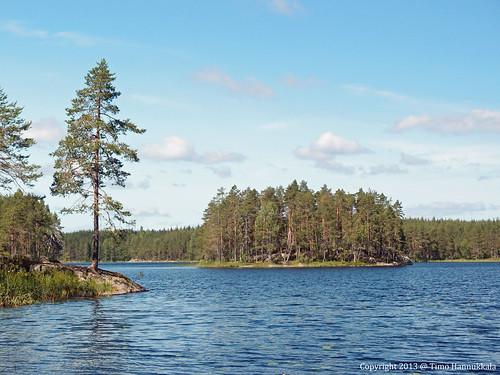 lake nature nationalpark olympus kansallispuisto helvetinjärvi haukkajärvi helvetinjärvenkansallispuisto xz1 myllylahti