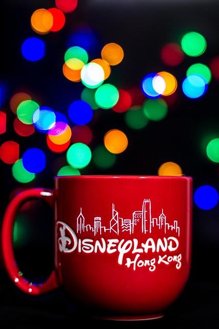 Disneyland Mug Bokeh