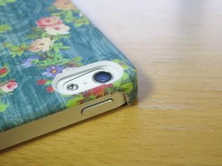 HallmarkのiPhone5のケース Nostalgic Floral