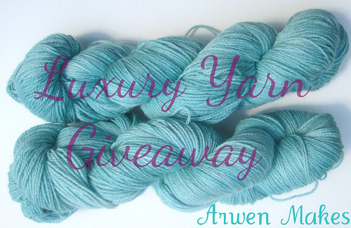 Arwen Makes Luxury Giveaway