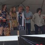 Sun, 04/08/2013 - 11:46am - Red Molly with guest vocalists Dan Navarro, Ellis Paul, and WFUV's own John Platt