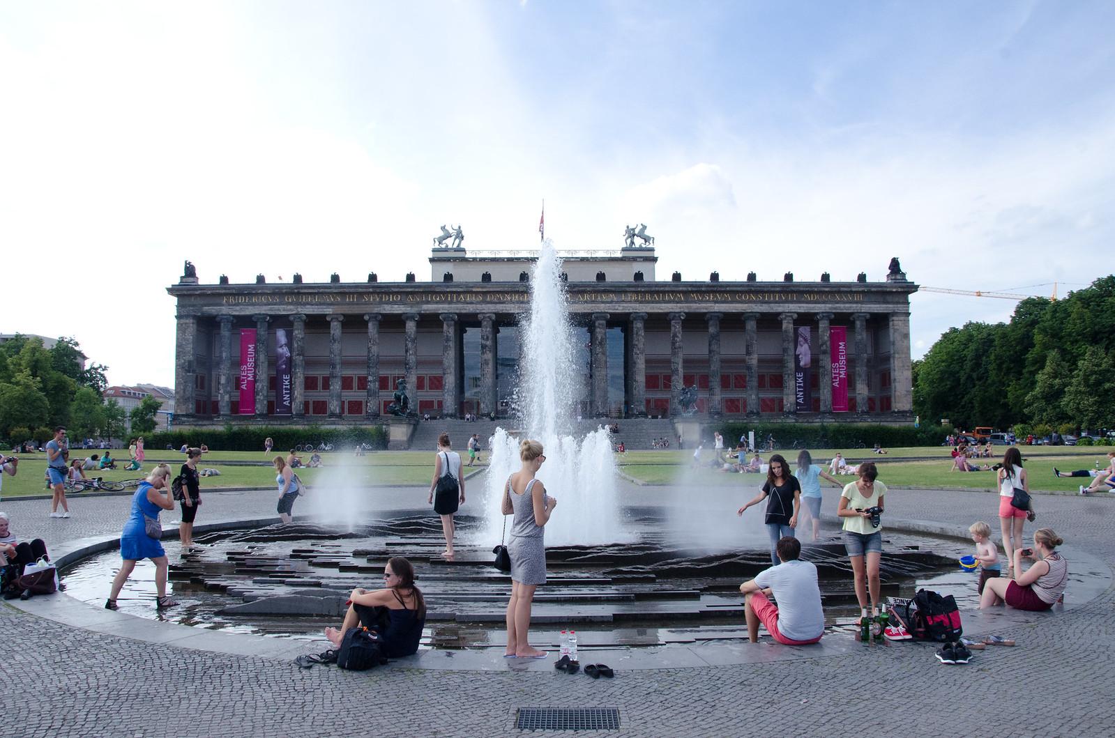 Altes Museum Cover Photo