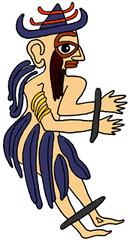 dumuzi-sumerian