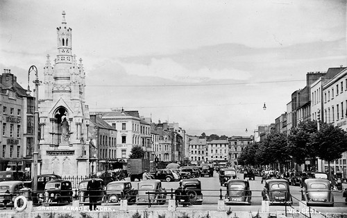 Grand Parade in Cork City