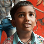 Young Indian Boy in Dadar - Mumbai, India