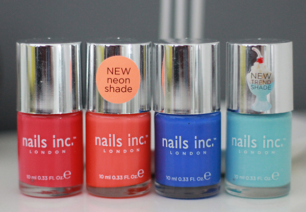 Nails Inc Collection