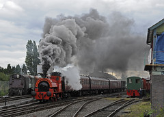 Chasewater Railway Summer Steam Gala September 2013