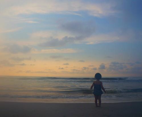 Dreams of Home (Kaia @ Sunrise)