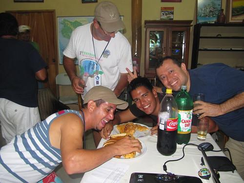 Geoporter Year 1 - Costa Rica Visit
