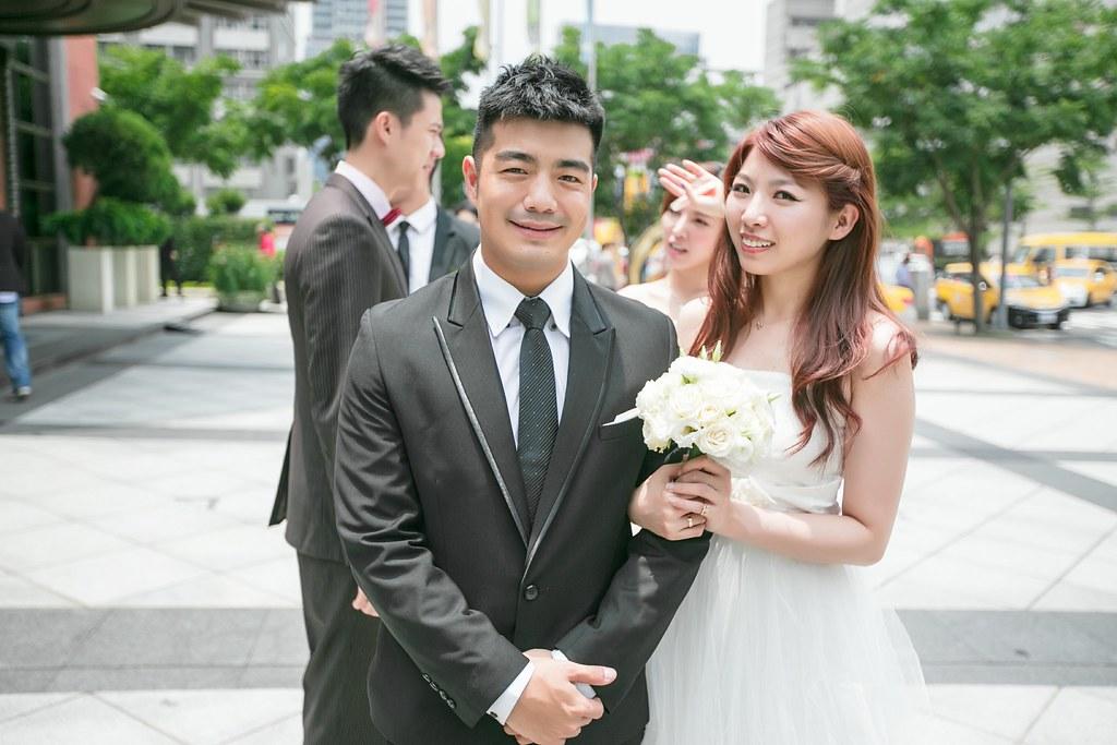 開文&美倫 浪漫婚禮 (18)