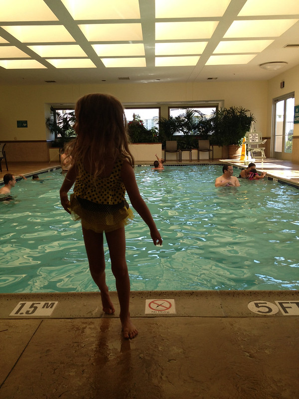 Embassy Suites pool