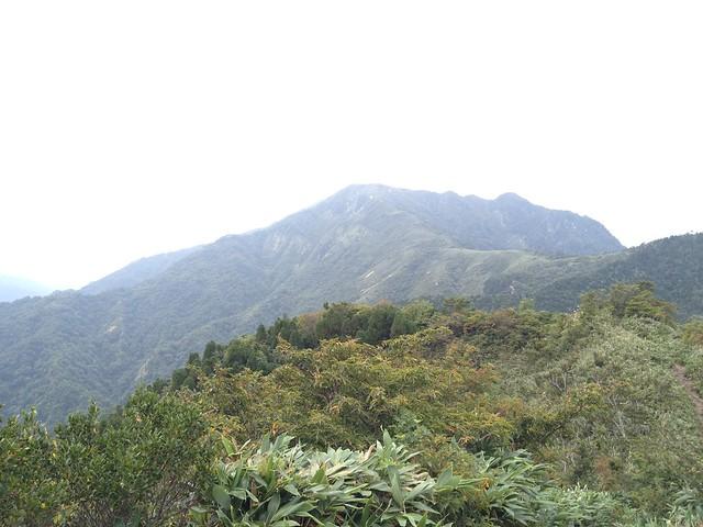 P1046から金草岳