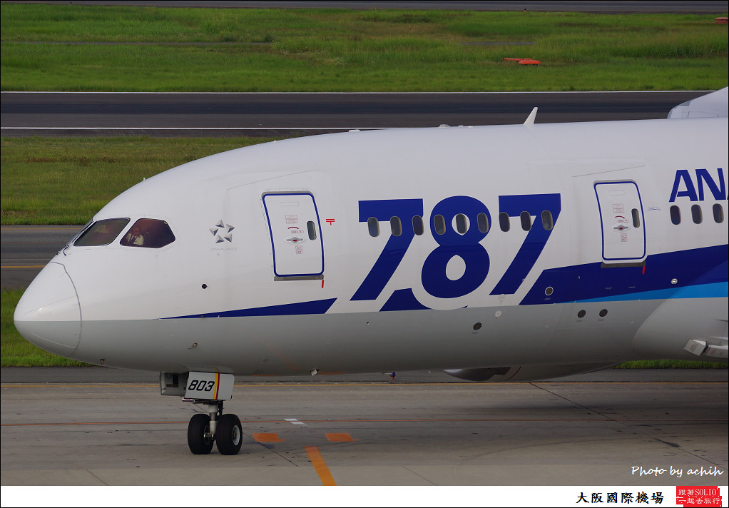 All Nippon Airways - ANA JA803A-010