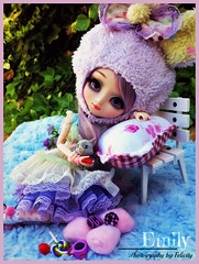 Sweet, Sweet, Sweet Emily (Pullip Nanette) - Happy B-Day Natsumi and Nebi!!!