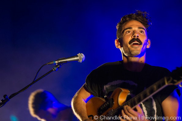 Local Natives @ The Greek Theatre, LA 9/13/2013