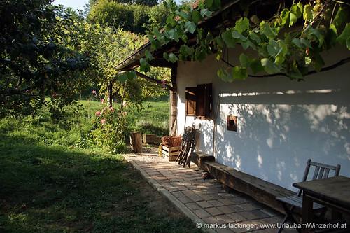Ferien im Wein - Weinek´s Kellerstöckl
