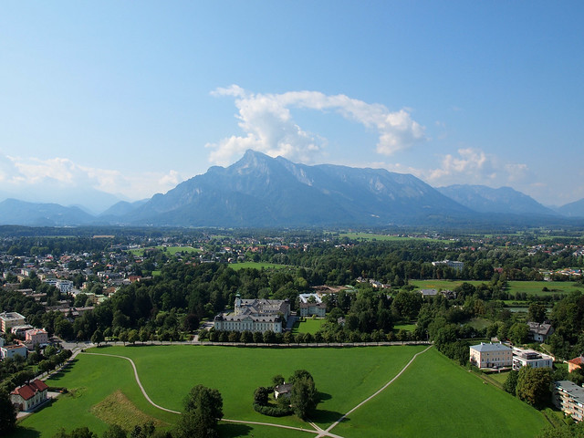 Untersberg mountain