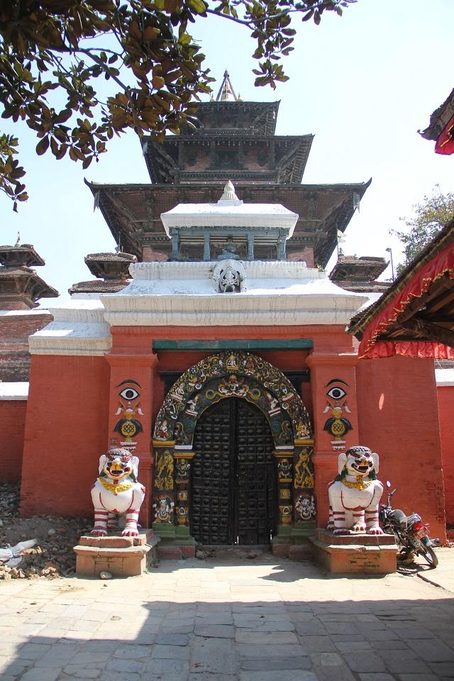 Hanumandhoka Durbar Square, เนปาล