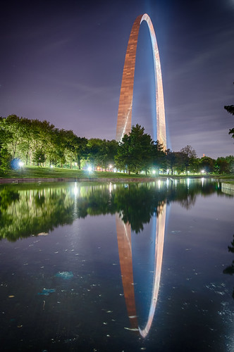 Vertical With Spotlights by Jeff.Hamm.Photography