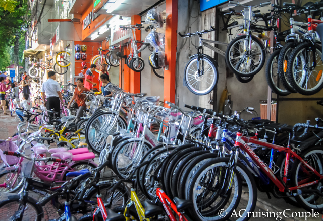 Bike Shops Vietnam