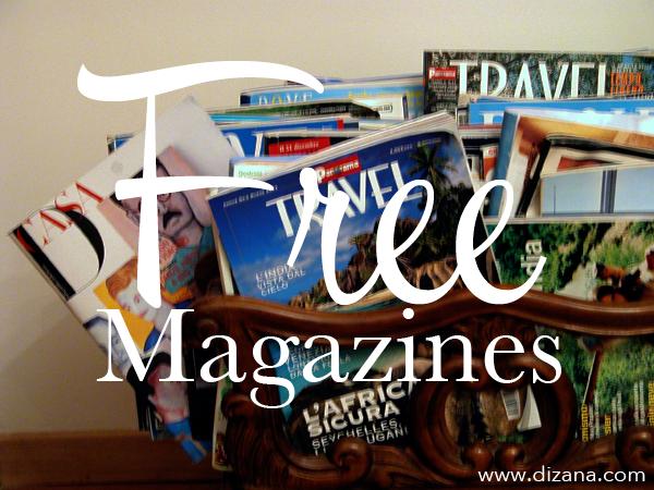 Score Free Magazines   www.dizana.com