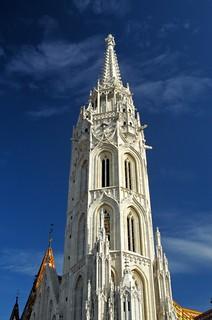 Image de Eglise Saint-Matthias près de Budapest. hungary budapest matthiaschurch
