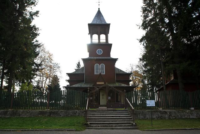 Medininkų bažnyčia