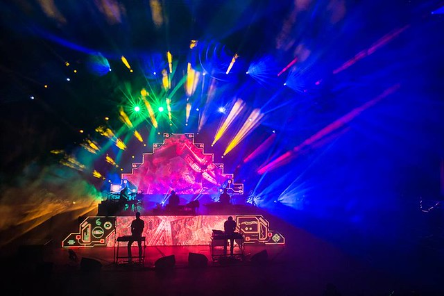 STS9 at Red Rocks - 2013