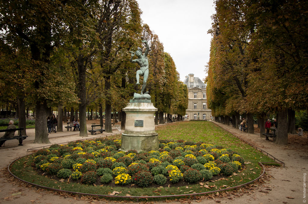 Paris, Autumn in the City