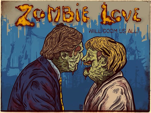 Zombie Love will doom us all