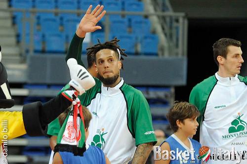 Daniel Hackett Siena