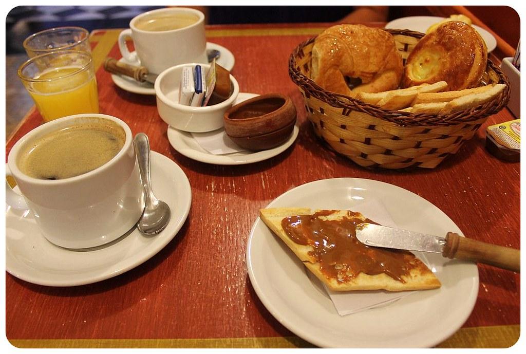 salta posada casa borgona breakfast