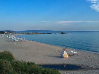 Obraz Централен плаж. september2013 ecopathfazanovomskokalozenets