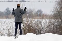 Zpestřete si zimní přípravu běžkami, preferujte klasiku