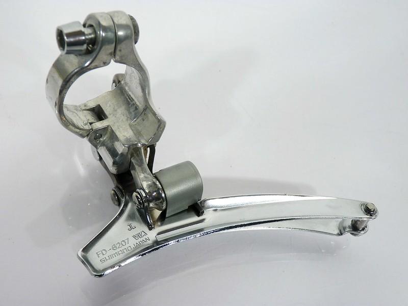 Shimano 600 FD-6207 28,6mm Umwerfer_04