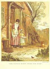 "British Library digitised image from page 33 of ""Songs for the Little ones at Home. Illustrated ... from designs by eminent artists"""