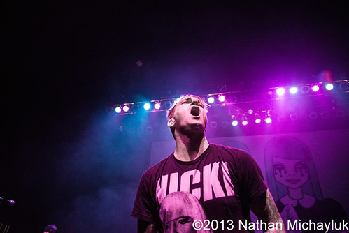 New Found Glory – 11-15-13 – The Fillmore, Detroit, MI
