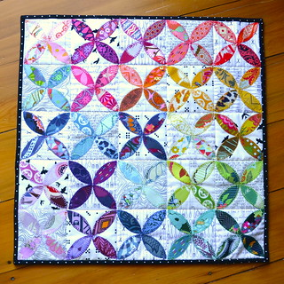 AMH All Day mini quilt